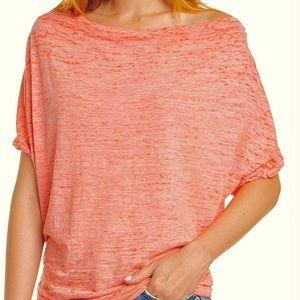 ⚡️SALE⚡️ 1 NWOT FP oversized Dolman Tshirt